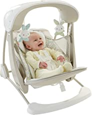 Fisher Price 4 In 1 Rock'N Glide Soother Dkd86 For Unisex 6-9 Months - Multi Color