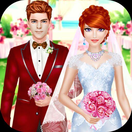 Engel Hochzeit Makeover (Thema Prinzessin Hochzeit)