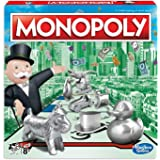 Classic English Monopoly Game for 2-6 Players (Arabic)