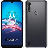 """Moto e6s Dual-SIM Smartphone (6,1""""-Max Vision-HD+-Display, 13-MP-Hauptkamera, 32 GB/2 GB, Android 9) Grau inkl…"""