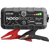 NOCO Boost X GBX45 1250A 12V UltraSafe Lithium Booster Batterie Voiture, Chargeur Power Bank USB-C et Câbles de…