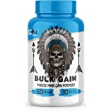 Canada Nutrition Bulk Gain Mass & Weight Gainer Capsule for Fast Weight & Muscle Gain, Daily Muscle Building Weight Lifters S