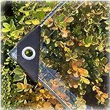 LIANGJUN Transparant Dekzeil Waterdicht Heavy Duty, PVC Regendichte doek, Zacht Dekzeil Balkon Bonsai Succulent Plant Waterdi