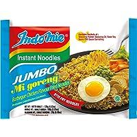 Indomie Mi Goreng Jumbo Instant Noodles pacco da 24 x 128 gr