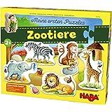 Haba 303703 Meine ersten Puzzles - Zootiere