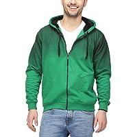 High Hill Full Sleeve Zipper Pullover Hoodie | Thick Cotton Winter Sweatshirt for Men & Boy