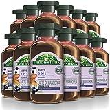 Antica Erboristeria 2 in 1 Shampoo Nutriente Latte di Mandorla, Shampoo e Balsamo per Capelli Rovinati con Ingredienti Natura