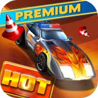 Hot Tire Asphalt Burner Action Premium