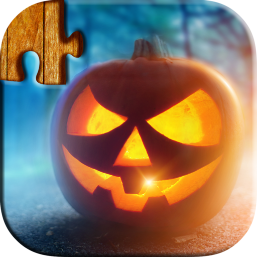 Kids Halloween Jigsaw Puzzles - Free Trial Edition - Fun and Educational Jigsaw Puzzle Game for Kids and Preschool Toddlers, Boys and Girls 2, 3, 4, or 5 Years Old