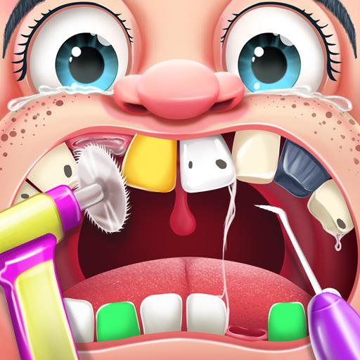 Crazy Kids Zahnarzt-Simulator: Fun Adventure (Kostenlos Spiele Für Kinder Mädchen)
