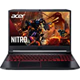 Acer Nitro 5 Intel Core i5-10th Gen 15.6-inch (39.62 cms) 144 Hz Refresh Rate Gaming Laptop (8GB RAM/RTX 3060 Graphics/1TB HD