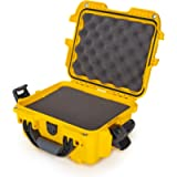 Nanuk 905 Waterproof Hard Case with Foam Insert - Yellow