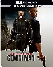 Gemini Man (Steelbook) (4K UHD & HD) (2-Disc)