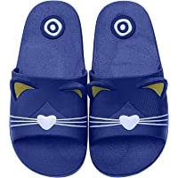 Pantoufles Enfants Chaussons Maison pour Garçon Fille Piscine et Plage Sandales Pantoufles de Bain Antidérapant…