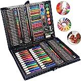 Set//Crayons de Couleur color/és Peinture /à lhuile Sticks//Crayons de Couleur//Peinture Bricolage Studen Aquarelle Pigment Cadeau Dessin Outil Jouet rongweiwang 86PCS