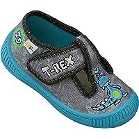 3f freedom for feet -Chaussures pour Garçons Enfants 1-4 ans -Premières Chaussures pour Petit Garçon -Fermeture à…