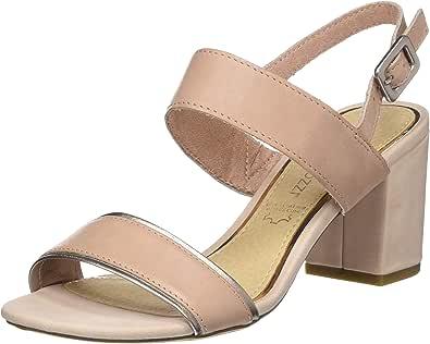 MARCO TOZZI 2-2-28335-24, Sandali con Cinturino alla Caviglia Donna