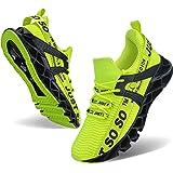 Vivay Mens Blade Fashion Sneakers Non Slip Casual Tennis Walking Fitness Shoes