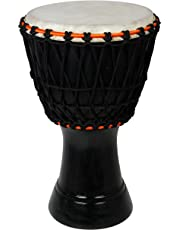 Speed International Brown Coloured Djembe Musical Instrument – 7.5""