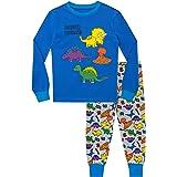 Ping Pop Pijamas para niños Dinosaurio Ajuste Ceñido