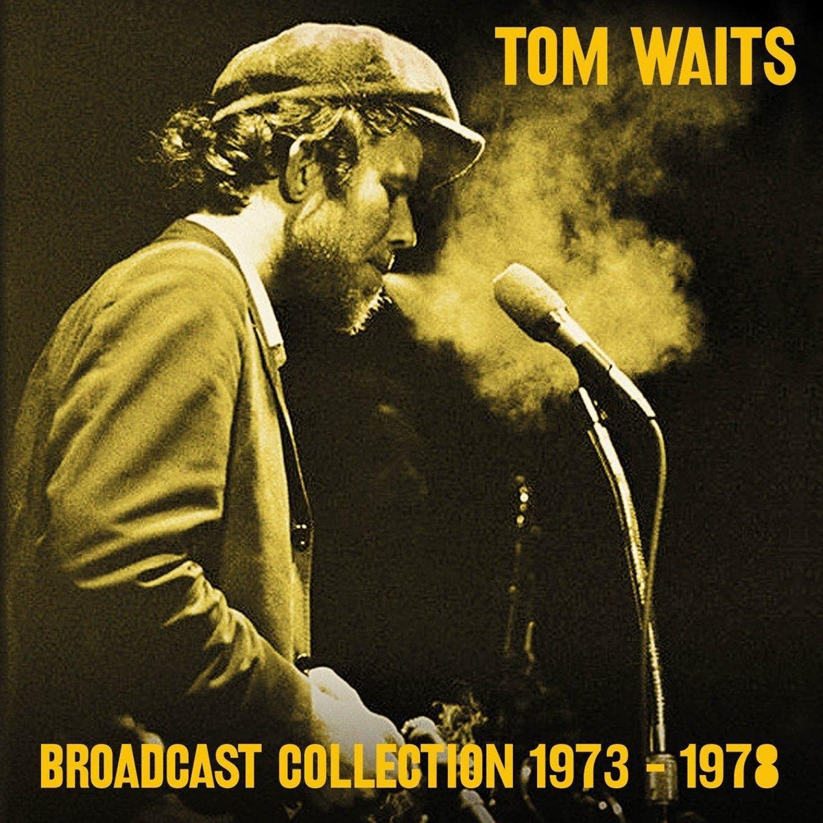 Tom Waits - Broadcast Collection 1973 - 1978 (7 CD SET)