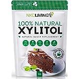 XYLITOL 1 Kg Natural Sugar Alternative, Non-GMO Certified