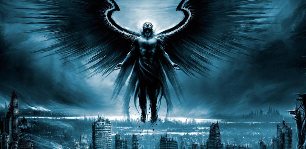 Dark Angel Live Wallpaper Free: Amazon.de: Apps für Android
