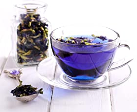 Blue Tea Butterfly Pea Flower | Organic Farms of Vietnam| 20gm - 50 Cups |