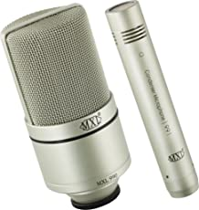 MXL Mics 990/991 Recording Package