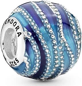 Pandora Bead Charm Donna argento - 797012ENMX
