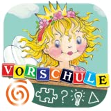 Lernerfolg Vorschule - Prinzessin Lillifee: Logik- und Konzentrationsspiele für Kinder