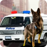 Police Dog Chase Simulator