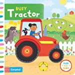 Busy Tractor (Busy Books)