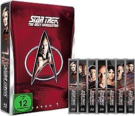 Star Trek: The Next Generation - Season 1 (Steelbook, exklusiv bei Amazon.de) [Blu-ray] [Limited Collector's Edition] [Limited Edition]