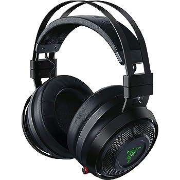 Razer Nari Ultimate - Casque de jeu sans fil avec HyperSense, THX Spatial Audio 360° positionnel audio - noir