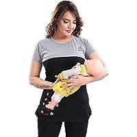 Soulemo Women's Regular Fit Maternity Tops