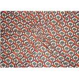 Mudit Crafts Cotton Jaipuri Printed Dress Making Running Fabric Material For Women's