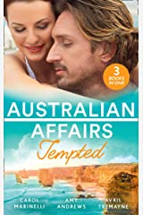 Australian Affairs: Tempted: Tempted by Dr. Morales (Bayside Hospital Heartbreakers!) / It Happened One Night Shift / From Fling to Forever (Mills & Boon M&B) Kindle Edition