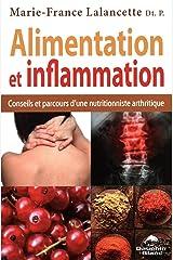 Alimentation et inflammation Format Kindle