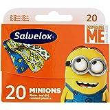 Salvelox Minions Tiritas - 20 Tiras
