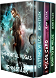 Immortal Vegas Series Box Set Volume 1: Books 0-3 (English Edition)