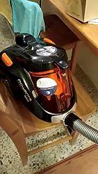 Amazon.es:Opiniones de clientes: Rowenta RO3753 Compact Power Cyclonic - Aspirador sin Bolsa, Sistema Ciclónico sin Bolsa, Depósito 1.5 L, Cepillo Parquet y Boquilla 2 en 1 para Ranuras, 79 dB, Fácil de Limpiar