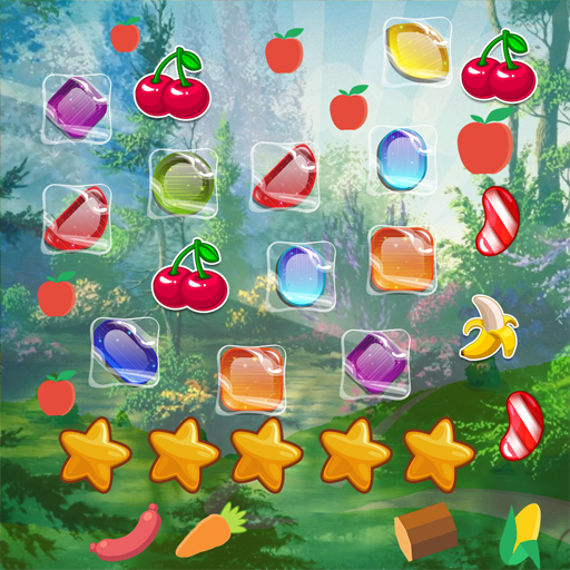 New Sweet King - Candy Jelly Online Games