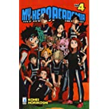 My Hero Academia (Vol. 4)
