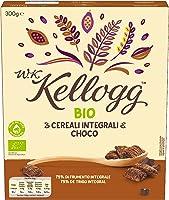 Kellogg's Cereales Bio Choco - Paquete de 6 x 300 gr - Total: 1800 gr