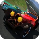Retro Car Traffic Racer