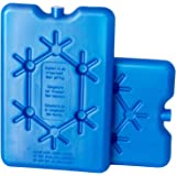 ToCi Kühlakkus   2x200ml flaches Freezeboard   Kühlelemente für die Kühlbox oder Kühltasche