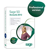 Sage 50 Accounts Professional 2012 (PC)