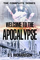 Welcome to the Apocalypse - Books 1 to 3 Kindle Edition
