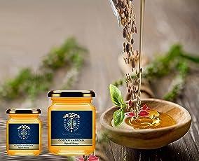 Malabar Secrets Golden Ambrosia Spiced Honey-200 Grams